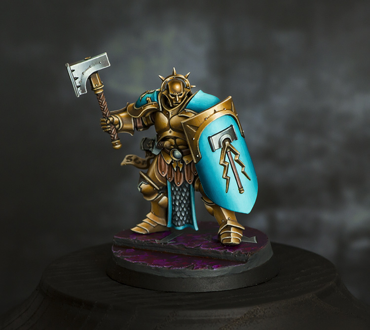 Age of Sigmar - Stormcast Eternal Liberator [image 1]