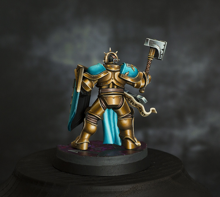 Age of Sigmar - Stormcast Eternal Liberator [image 2]