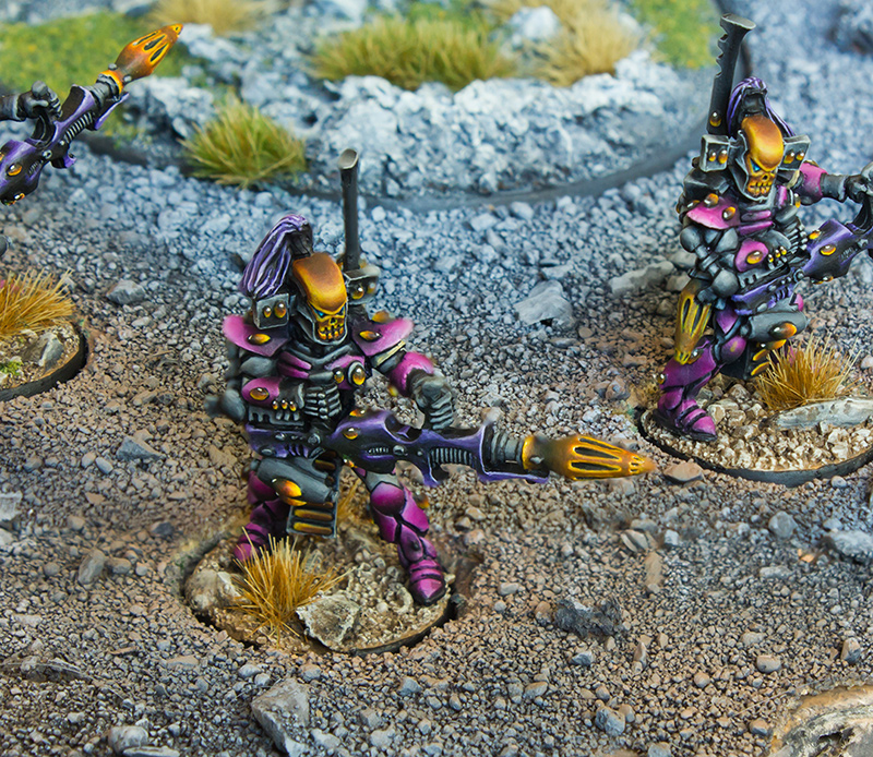 Biel-Tan - Armies on Parade [image 9]