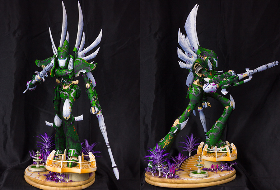 Forge World Eldar Phantom Titan [image 2]