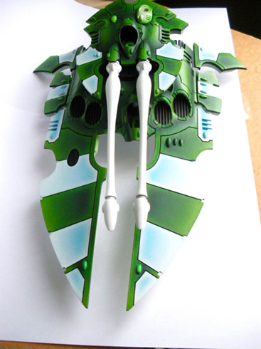 Forge World Eldar Scorpion Super Heavy Grav Tank Type II [image 1]