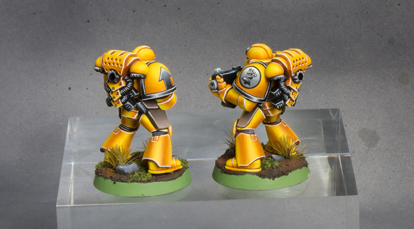 Imperial Fists Space Marine 2nd Edition [image 2]